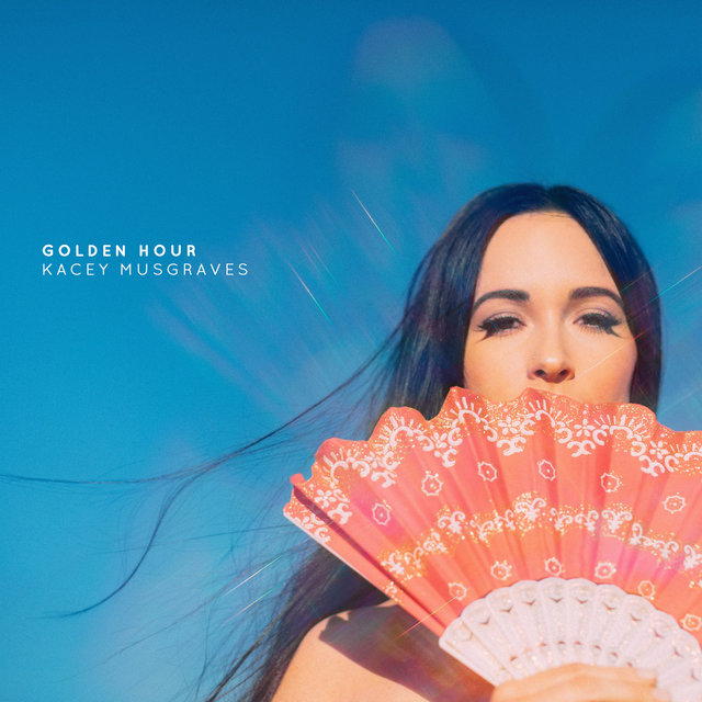 Cover art for album Golden Hour by Kacey Musgraves