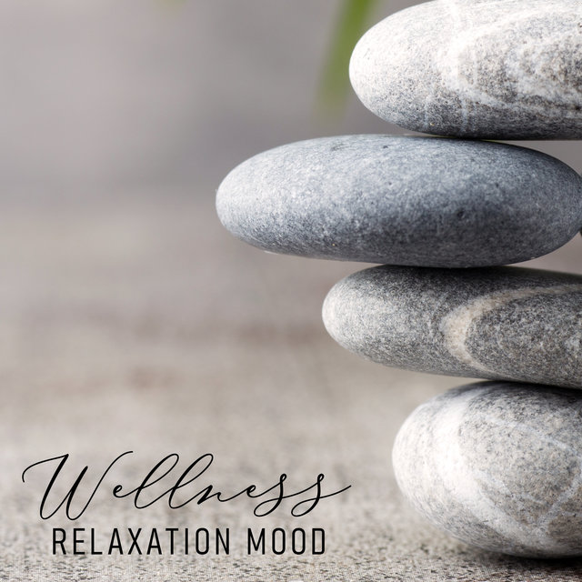 Wellness Relaxation Mood – Soothing Nature Sounds Collection for Spa, Hot Oil Massage, Balm, Bliss Cure, Positive Vibration, Relaxation Breeze, Sauna