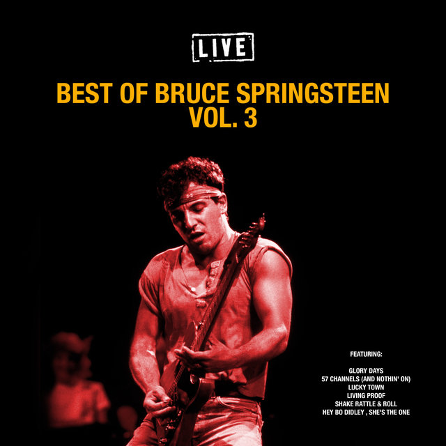 Best of Bruce Springsteen Vol. 3
