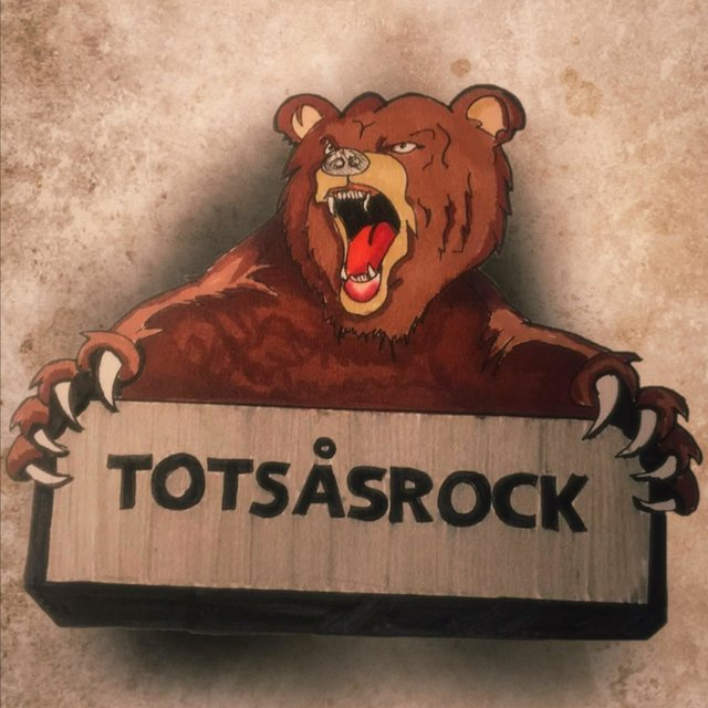 Totsås Rock
