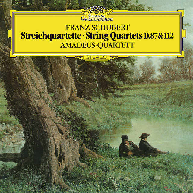 Schubert: String Quartet No.10 In E Flat Major, D.87; String Quartet No. 8 In B Flat Major, D.112 (Op. Post. 168); String Quartet No.9, D.173