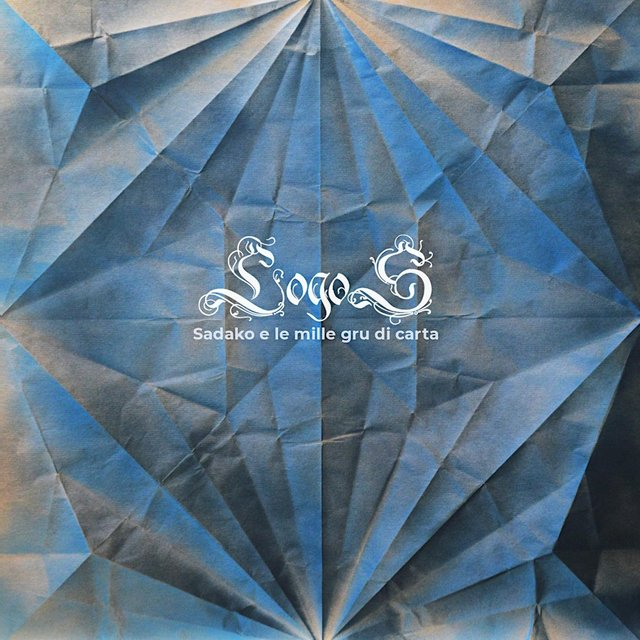 Cover art for album Sadako e le mille gru di carta by Logos