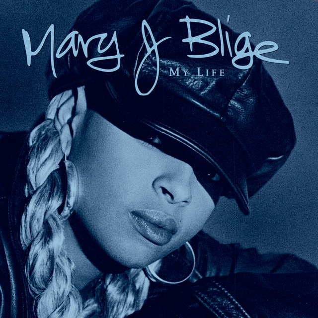 Cover art for album My Life by Mary J. Blige