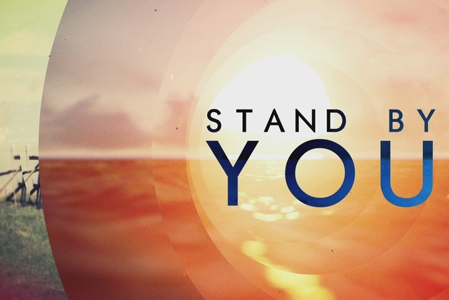 Stand By You (Lyric Video)