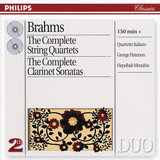Brahms: Sonata for Clarinet and Piano No.1 in F minor, Op.120 No.1 - 1. Allegro appassionato