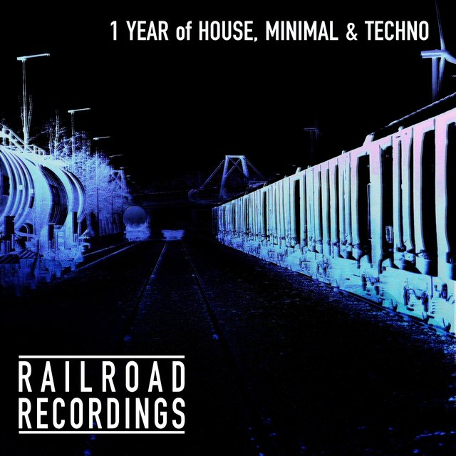 1 YEAR of HOUSE, MINIMAL & TECHNO