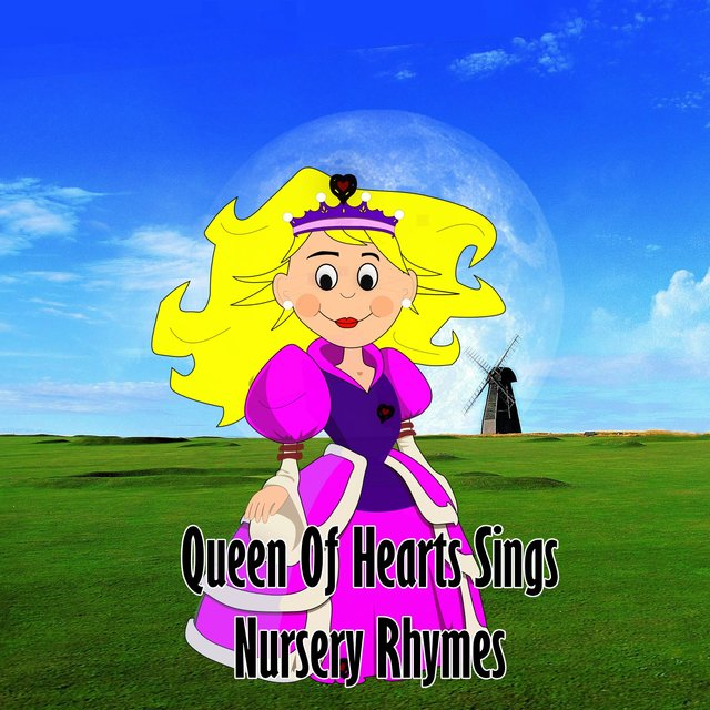 Queen Of Hearts Sings Nursery Rhymes