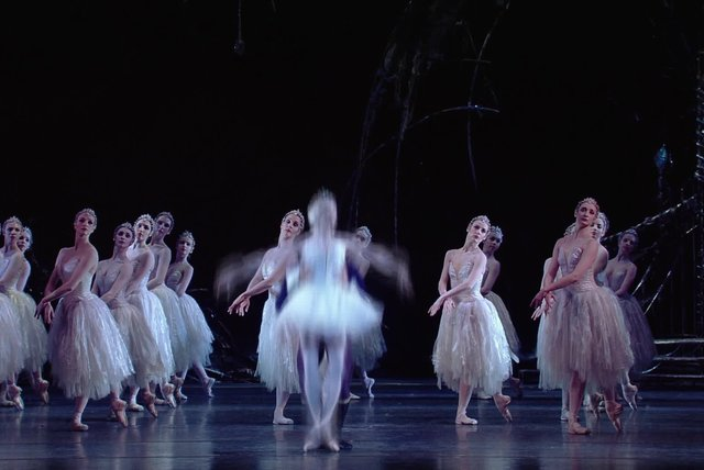 An Evening with The Royal Ballet: Swan Lake - Act II - Pas de deux