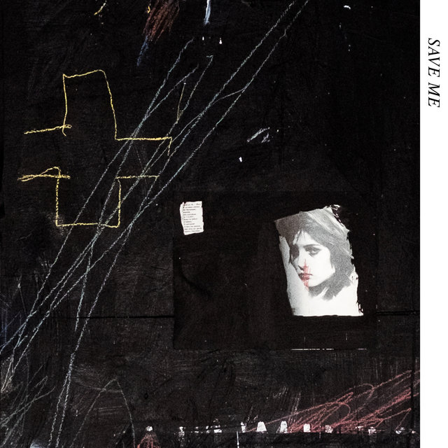 Cover art for album SAVE ME by Future