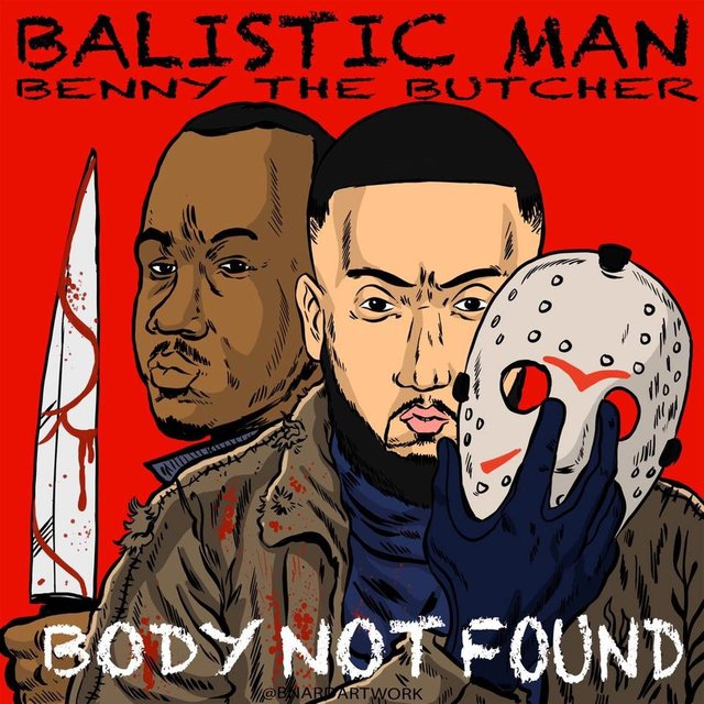Body Not Found (feat. BENNY THE BUTCHER)