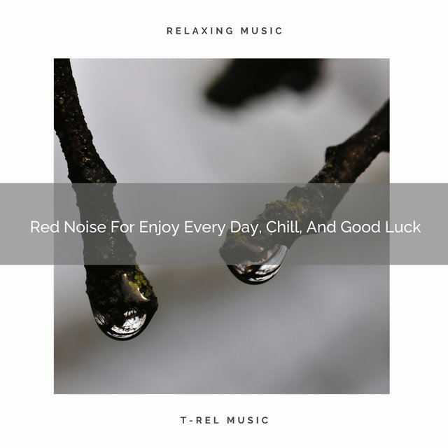 Red Noise For Enjoy Every Day, Chill, And Good Luck