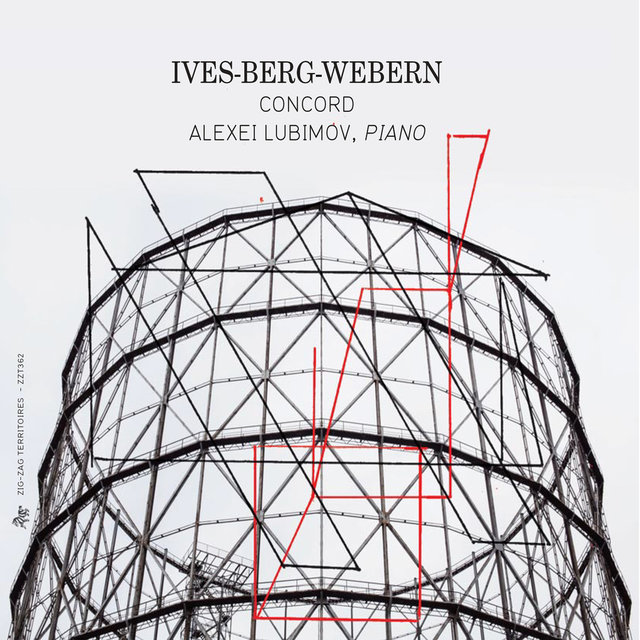 Ives, Berg & Webern: Concord
