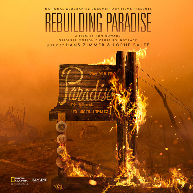 Rebuilding Paradise (Original Motion Picture Soundtrack)