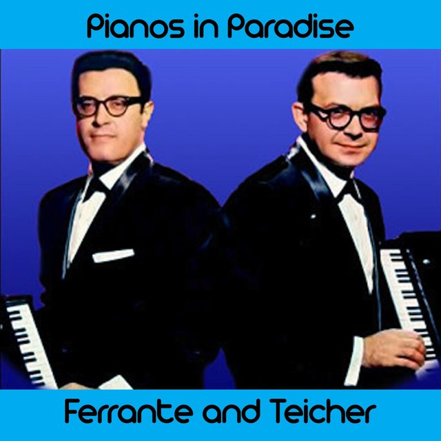 Pianos in Paradise Medley: Jungle Rhumba / Shangri-La / Misty / African Echoes / Adventures in Paradise / Claire De Lune / The Breeze & I / Flamingo / Ebb Tide / Taboo / Negligee / Moon of Manakoora