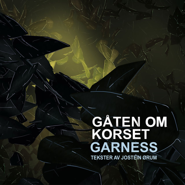 Cover art for album Gåten om korset by Garness