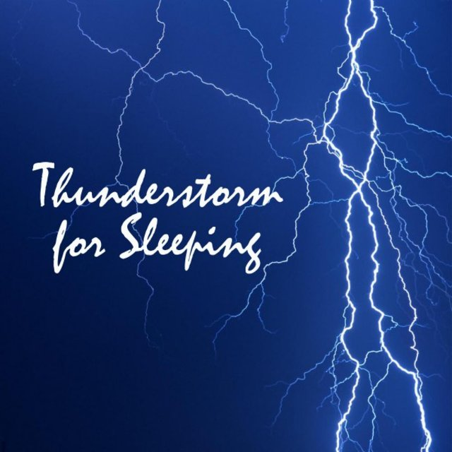 Thunderstorm for Sleeping