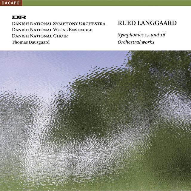 "Cover art for album Langgaard, R.: Symphonies Nos. 15, ""Sostormen"" and 16, ""Syndflod Af Sol"" by Thomas Dausgaard"