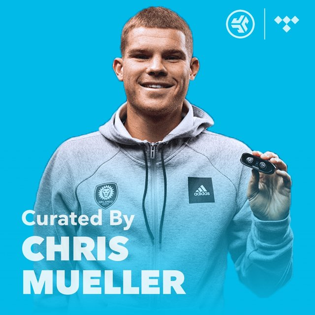 Cover art for album MLS Chris Mueller Player Playlist by JLab Audio