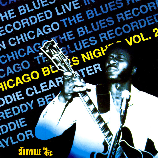 Chicago Blues Nights Vol. 2