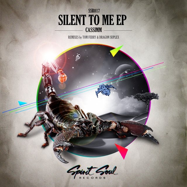 Silent To Me EP