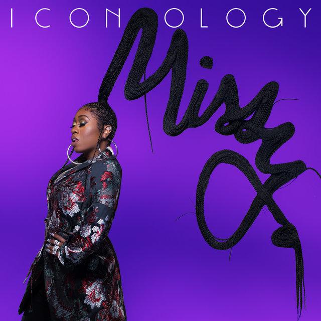 Cover art for album ICONOLOGY by Missy Elliott