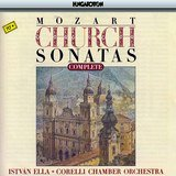 Church Sonata No. 17 in C Major, K. 336