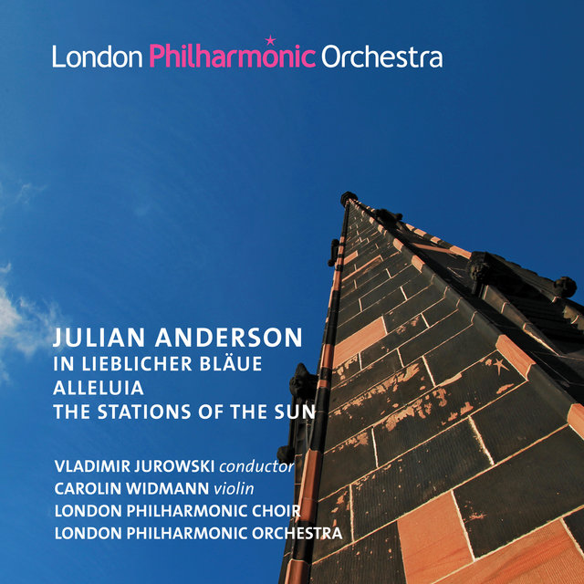 Anderson: In Liebliche Blaue, Alleluia & The Stations of the Sun