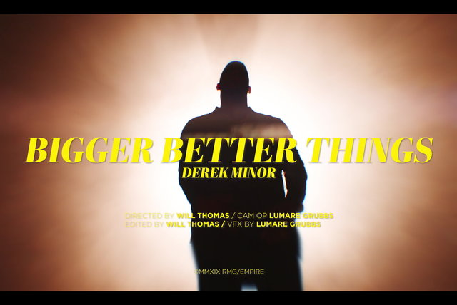 Bigger Better Things (Official Video) (Original)