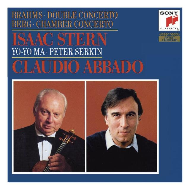 Brahms: Double Concerto, Op. 102 - Berg: Chamber Concerto