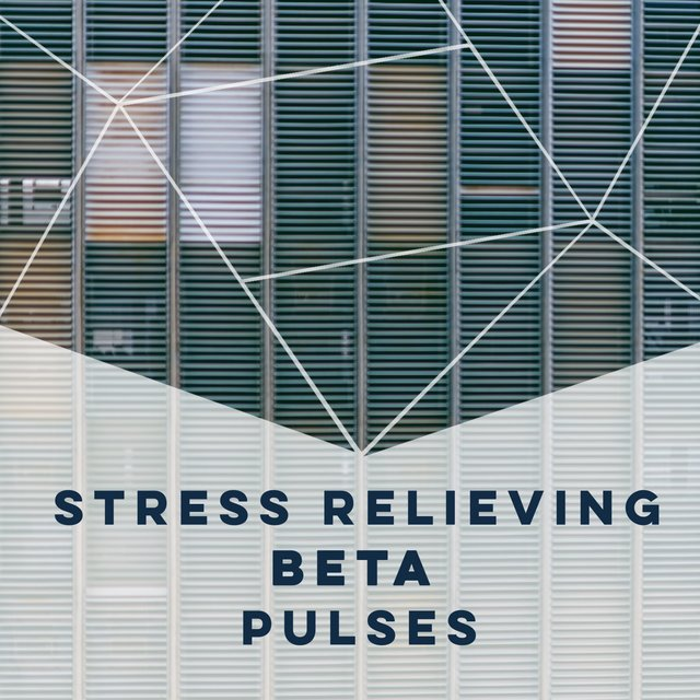 Stress Relieving Beta Pulses