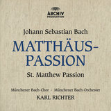 St. Matthew Passion, BWV 244 / Part One - J.S. Bach: St. Matthew Passion, BWV 244, Pt. 1 - No. 15, Choral: