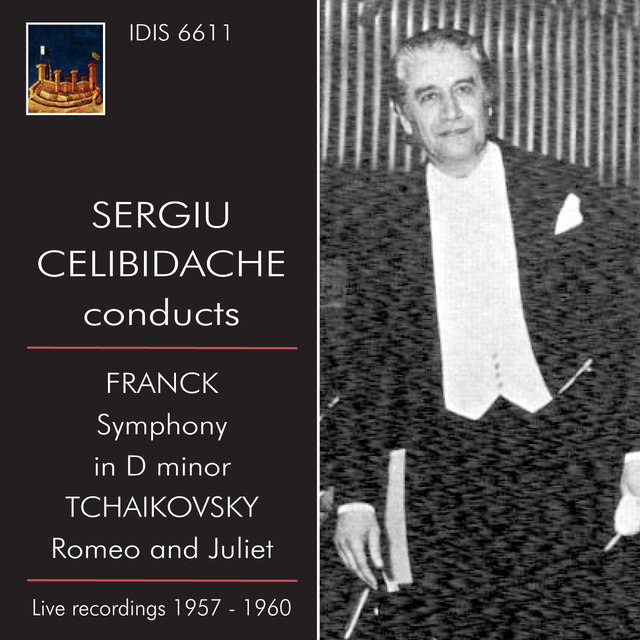 Sergiu Celibidache Conducts (1957, 1960)
