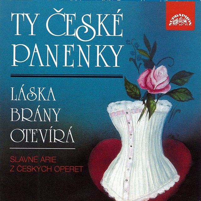 Famous Arias from Czech Operettas