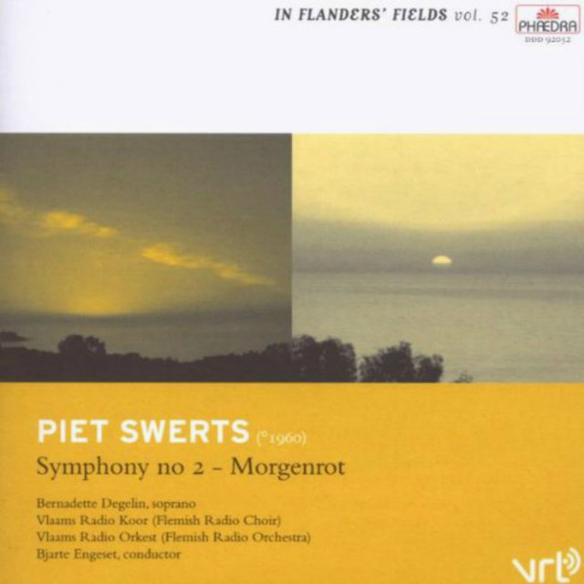 In Flanders' Fields, Vol. 52: Piet Swerts - Symphony No. 2