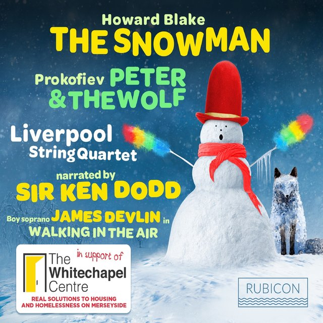 The Snowman & Peter and the Wolf