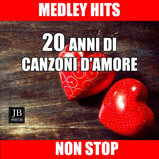 20 Anni d'Amore Medley: How Deep Is Your Love / (I've Had) The Time of My Life / I'm Easy / Blue Eyes / The Great Pretender / Heaven / Wild World / Think / Woman in Love / Take My Breath Away / More Than a Woman / When a Man Loves a Woman / The Boxer / An