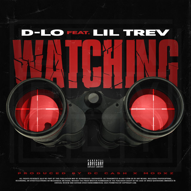 Watching (feat. Lil Trev)