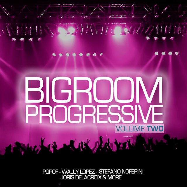 Progressive Bigroom, Vol. 2