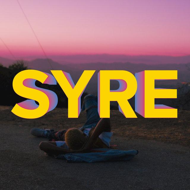 Cover art for album SYRE by Jaden