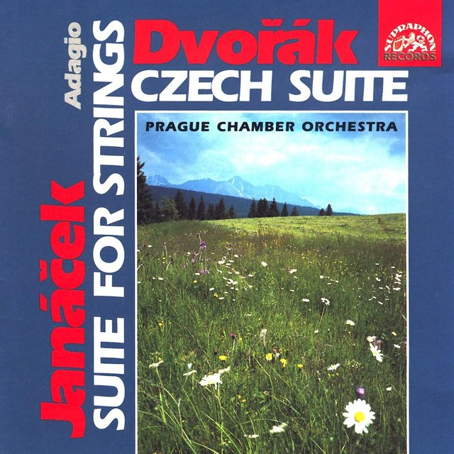 Dvořák: Czech Suite - Janáček: Suite for Strings, Adagio