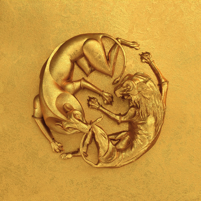 Cover art for album The Lion King: The Gift [Deluxe Edition] by Beyoncé