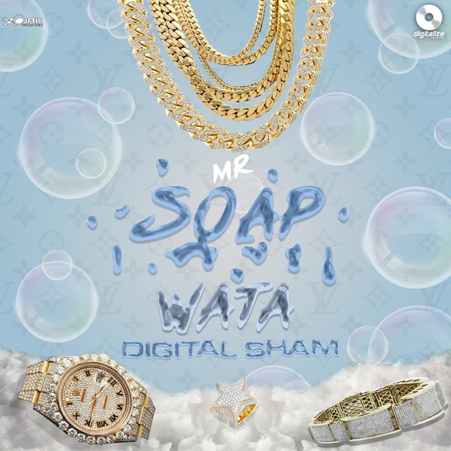 Mr Soap Wata
