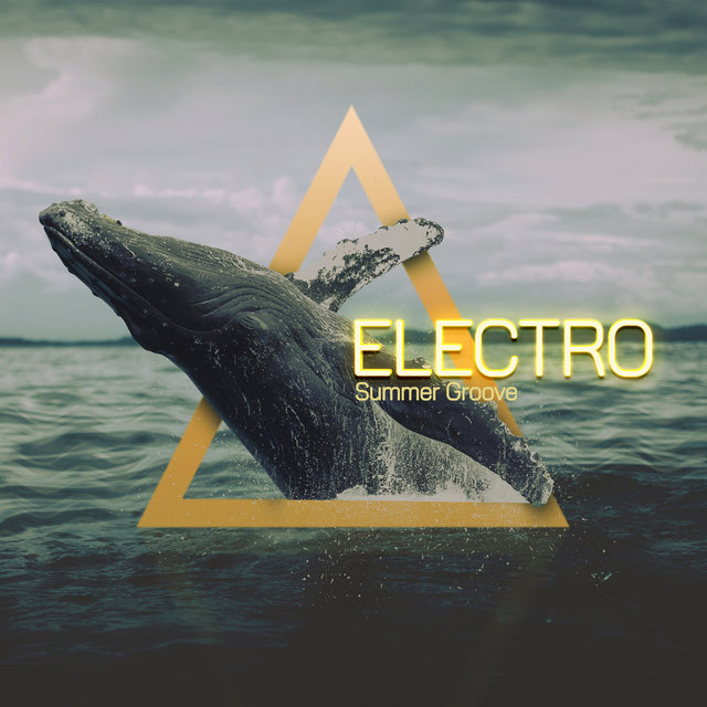 Electro Summer Groove - Ultimate Sunset Beach Chill, Earth Paradise, Dance Floor, Blue Waves, Calm Ocean, After Hours