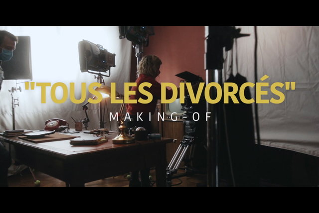 Tous les divorcés (Making Of)