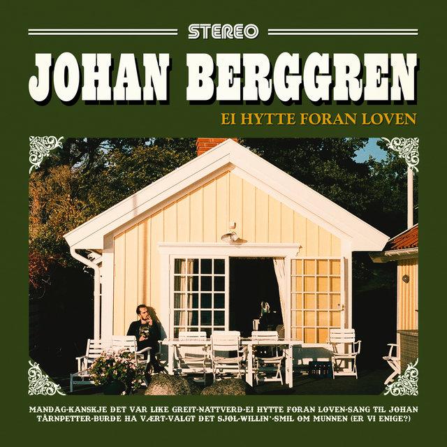 Cover art for album Ei hytte foran loven by Johan Berggren
