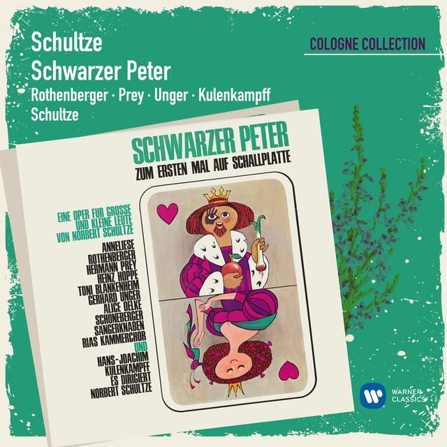 Schultze: Schwarzer Peter (Cologne Collection)
