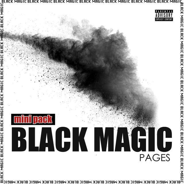 Black Magic (Mini Pack)