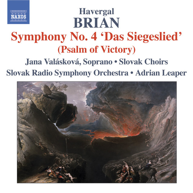 Brian: Symphonies Nos. 4 and 12