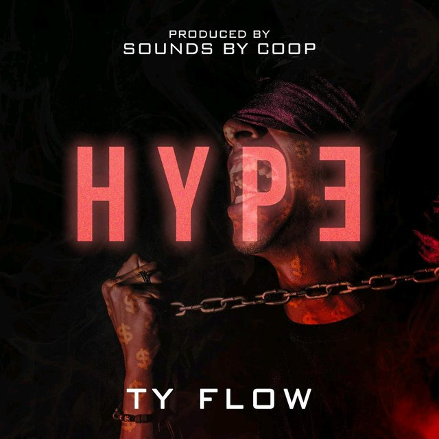 Cover art for album Hype by Ty Flow