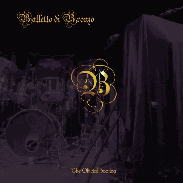 Cover art for album The Official Bootleg by Balletto di Bronzo